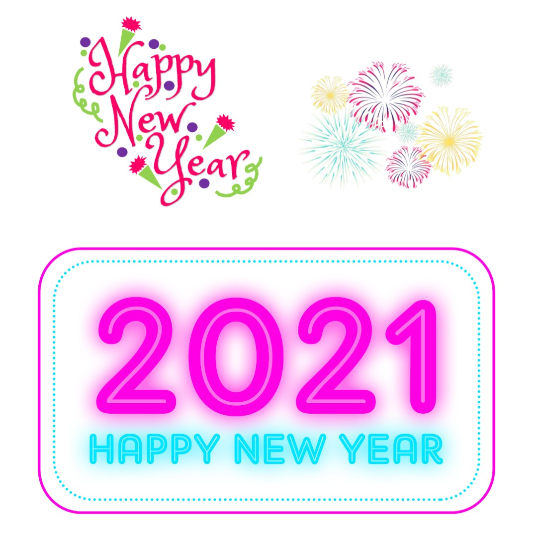 photo for new year 2021