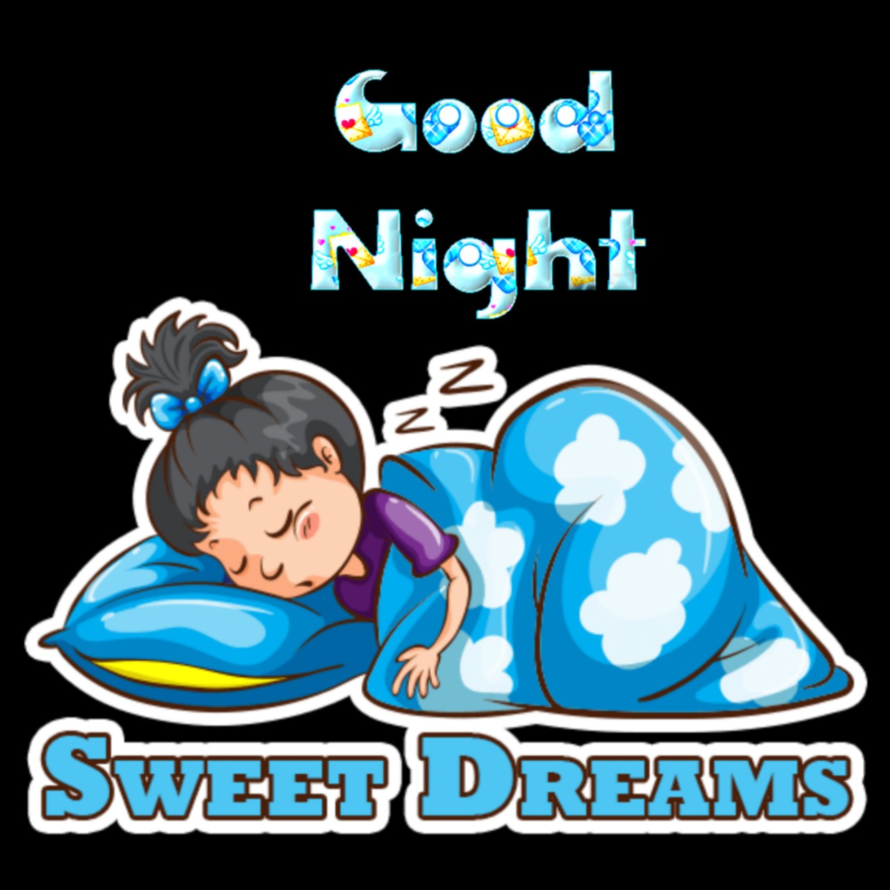 new good night images for WhatsApp